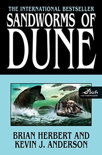 Sandworms of Dune, Herbert, Brian; Anderson, Kevin J.