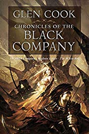 Chronicles of the Black Company de Glen Cook