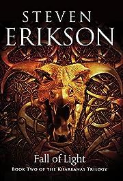 Fall of Light: Book Two of the Kharkanas…