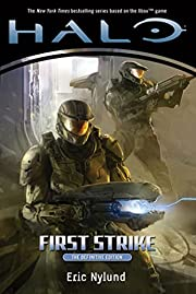Halo. First strike – tekijä: Eric S.…