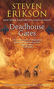 Deadhouse gates av Steven Erikson
