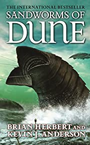 Sandworms of Dune av Brian Herbert