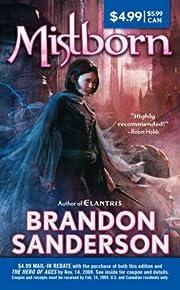 Mistborn: The Final Empire de Brandon…