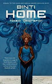 BINTI: HOME (Binti, 2) de Nnedi Okorafor