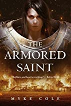 The Armored Saint (The Sacred Throne) by…