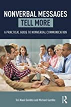 Nonverbal Messages Tell More: A Practical…