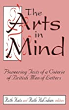 The Arts in Mind: Pioneering Texts of a…