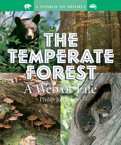 The Temperate Forest: A Web of Life
