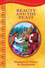 Beauty and the Beast-Treasury of Illustrated…