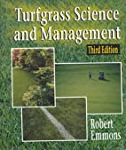 Turfgrass Science and Management by Robert…
