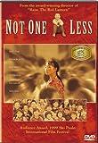 Yi ge dou bu neng shao : Not one less / dao yan Zhang Yimou ; bian ju Shi Xiangsheng