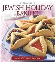 A Treasury of Jewish Holiday Baking af Marcy…