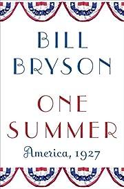 One Summer: America, 1927 av Bill Bryson