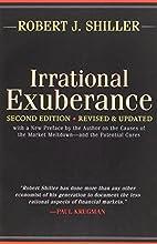 Irrational Exuberance by Robert J. Shiller