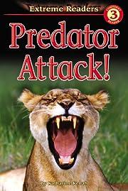 Predator Attack!, Level 3 Extreme Reader…