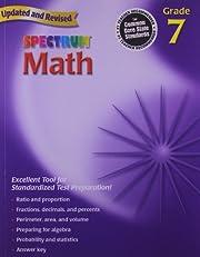 Spectrum Math, Grade 7 by Thomas Richards