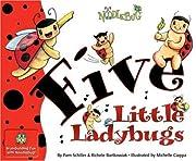 Five Little Ladybugs (Noodlebug) av Pam…