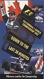 FIA Formula 1 World Championship - Down to the last 30 minutes
