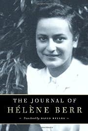 Journal of Helene Berr af Helene Berr