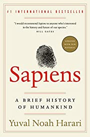 Sapiens : a brief history of humankind –…