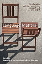 Language Matters: How Canadian Voluntary…