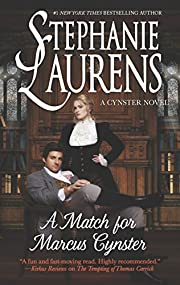 A Match for Marcus Cynster (Cynster Novels)…