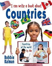 I Can Write a Book About Countries por…