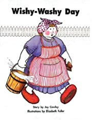 Wishy-Washy Day: Big Book (Story Basket) por…