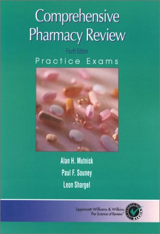 comprehensive pharmacy examine google and bing books