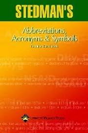 Stedman's Abbreviations, Acronyms &…