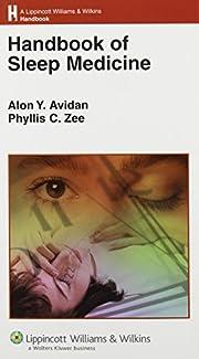 Handbook of Sleep Medicine de Alon Avidan