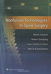 Nonfusion Technologies in Spine Surgery de…