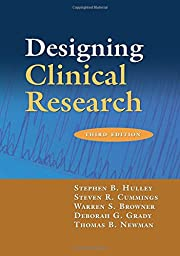 Designing clinical research de Stephen B.…