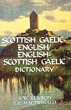 Dic Scottish Gaelic English English Scottish…