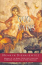 Quo Vadis af Henryk Sienkiewicz