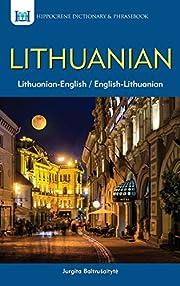 Lithuanian-English/English-Lithuanian…