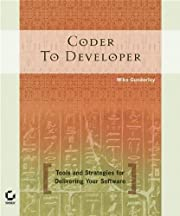 Coder to developer : tools and strategies…