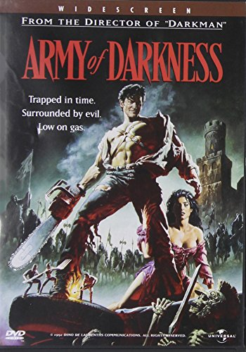 Army of Darkness part of Evil Dead