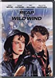 Reap the wild wind / produced and directed by Cecil B. DeMille ; screenplay by Alan LeMay, Charles Bennett and Jesse Lasky