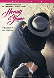 Henry & June – tekijä: Philip Kaufman