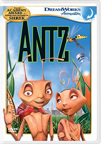 Get Antz On Video