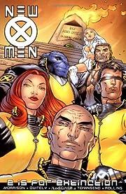 New X-Men Vol. 1: E is for Extinction –…
