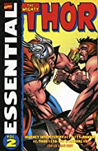 Essential Thor, Volume 2 by Stan Lee