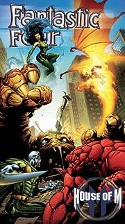 House Of M: Fantastic Four/Iron Man –…