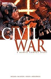 Civil War por Mark Millar