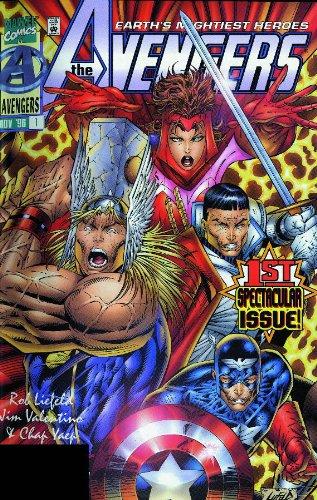 Trade Reading Order » Marvel Series/Event » Heroes Reborn