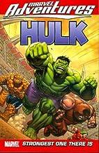 Marvel Adventures Hulk Volume 3: Strongest…