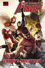 Mighty Avengers: Earth's Mightiest TPB…