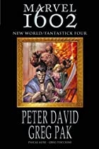 Marvel 1602: New World/Fantastick Four…