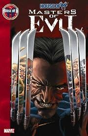 House of M: Masters of Evil av Manuel Garcia